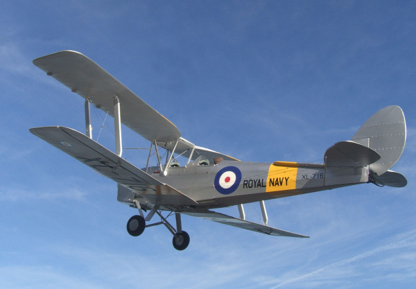 Gary Ritchie's Tiger Moth