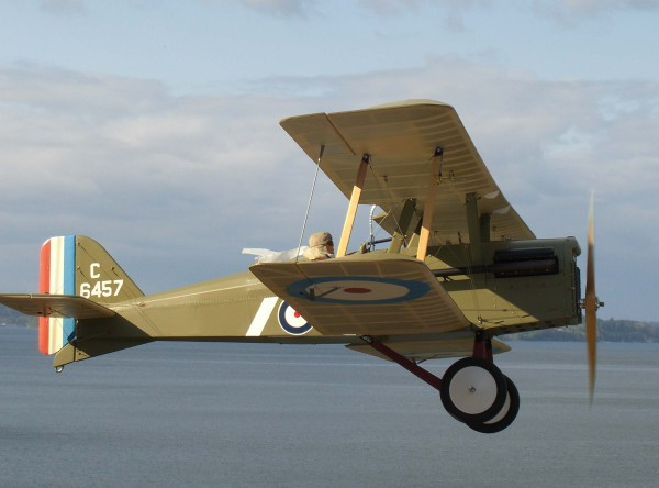 Gary Ritchie's SE5a